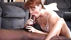 Delicious milf enjoy a extremely big black cock -a classic