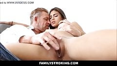 Michelle Martinez – Young Sexy Thick Small Tits Latina Stepd