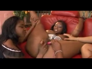 Black Lesbian Big Ass Slumber Party