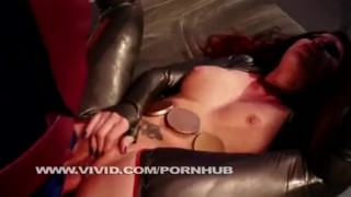 Hawkeye Fucks Black Widow Avengers XXX Parody