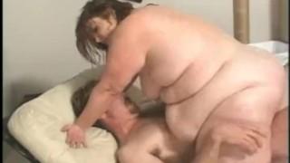 Nasty Fatty Babe Gets Fucked